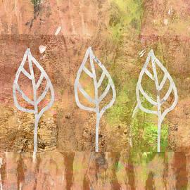 Leaf Garden by Nancy Merkle