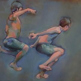 Leap by Jean Cormier