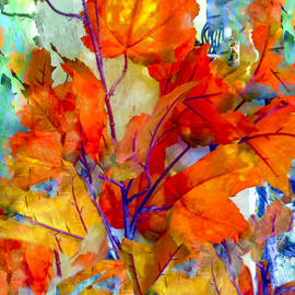 Leaving Fall to Fall by Ali Bailey