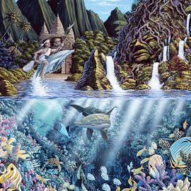 Legends of Lemuria by Apollo Environmental Artist