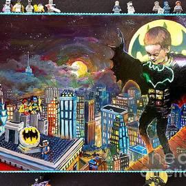 Lego Batman...Pew, Pew