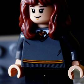 Lego Hermione Granger by Neil R Finlay