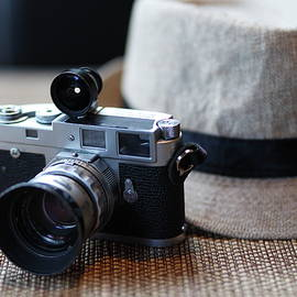Leica M2  by Pierre Roussel