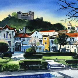 Leiria Portugal  by Dora Hathazi Mendes