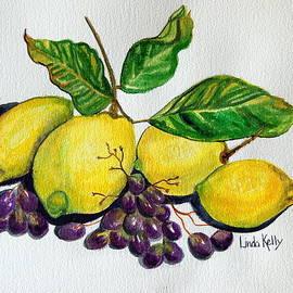 Lemon Delight by Linda Kelly