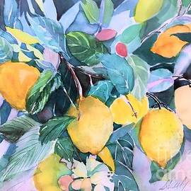 Lemon Tree by Mindy Newman
