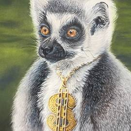 Lenny the Lemur by Erika Clarke