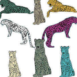 Leopard Pattern by Marshal James