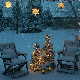 Let it Snow by John Rivera