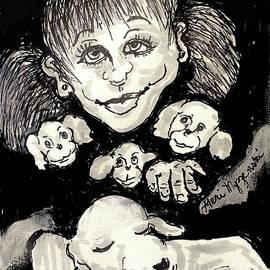 Let Mama Sleep by Geraldine Myszenski