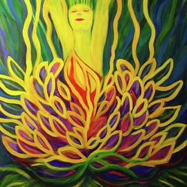 Let My Soul Bloom by Carolyn LeGrand