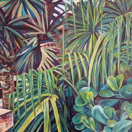 Let's Be Fronds by Tanya Hough