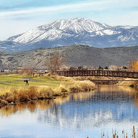 Lets Play Golf by Donna Kennedy