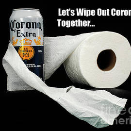 Let's Wipe Out Corona Together by Bob Christopher