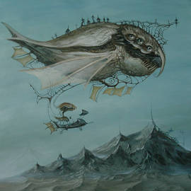 Leviathan by Ed Schaap