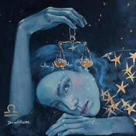 Libra by Dorina Costras