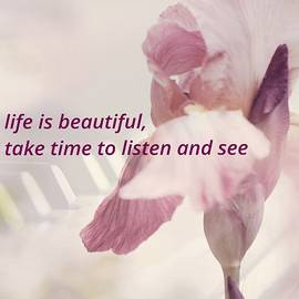 Life is Beautiful by Sherry Hallemeier