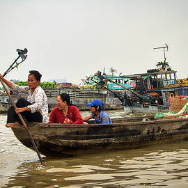 Life on the Mekong Delta by Robert Murray