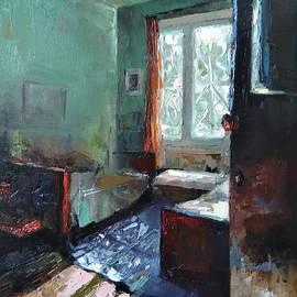 Light by Kamsar Ohanyan