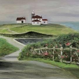 Lighthouse Lane by Anne Barberi
