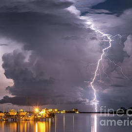 Lightning Strikes by Stephen Whalen