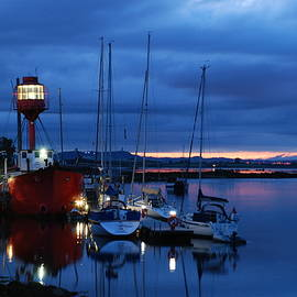 Lightship by Neil R Finlay
