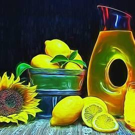 Limonada de Verao by Chrystyne Novack