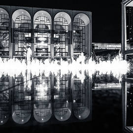 Lincoln center of performing arts by Alberto Zanoni
