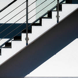 Line And Angle, Light And Shade by Hugh Warren