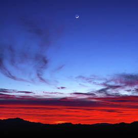 Lingering Color Landscape by Douglas Taylor