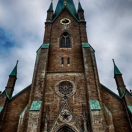 Linkoping Cathedral by Ramon Martinez