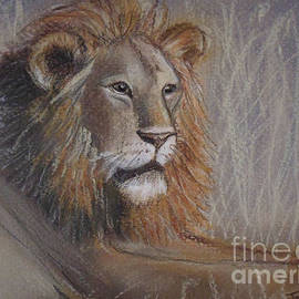 Lion King by Julie Brugh Riffey