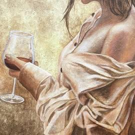 Liquid Serenity by Glenda Stevens