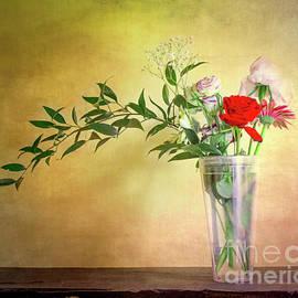 LIsette's Flowers by Hal Halli