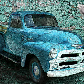 Little Blue Truck by Ally White