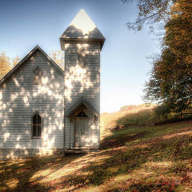 Little Church In The Wildwood by Jim Love