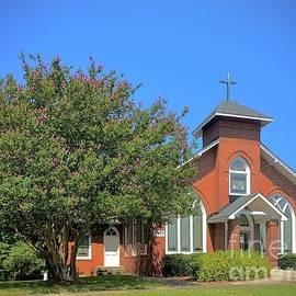 Little Country Church by Eunice Warfel