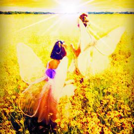 Little Angels by KaFra Art