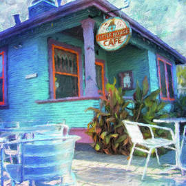 Alameda Little House Cafe  by Linda Weinstock