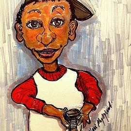 Little League Baseball  by Geraldine Myszenski