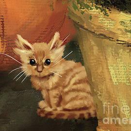 Little Lost Kitten by Lois Bryan
