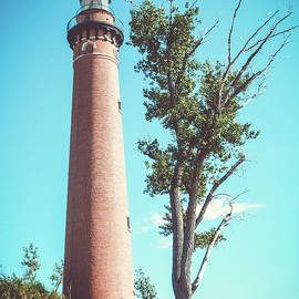 Little Sable Lighthouse by Shellie Hill