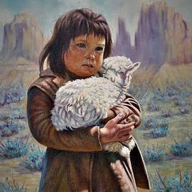 Little Shepherd by Gregory Perillo