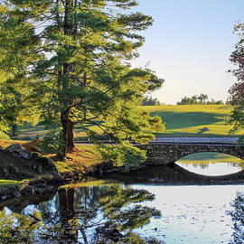 Little Stone Bridge by David Beard