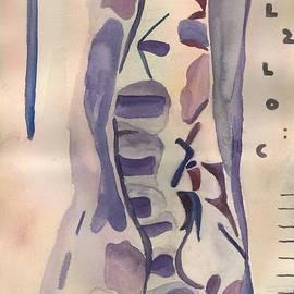 Liz's Spine Part Two by L A Feldstein