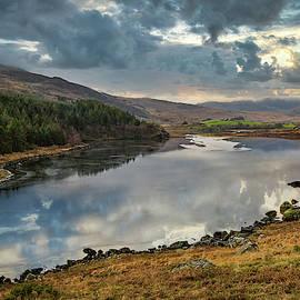 Llynnau Mymbyr by Dave Bowman