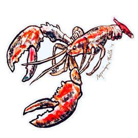 Lobster  by Monique Faella