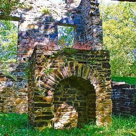 Lock Keeper Ruin by Joseph Thaler