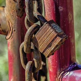 Locked Up Tight by Jon Burch Photography