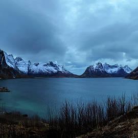 Lofoten Islands In my Dreams by Norma Brandsberg